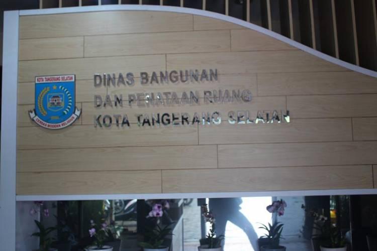 Silpa Tinggi, DBPR Tangsel Nekat Sewa Kantor Miliaran, Puyeng Ngabisin Anggaran?