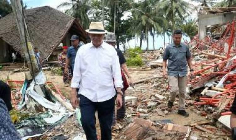 Korban Tsunami Banten Bakal Sumringah, Bakal Diberi Bantuan Rumah Agustus 2019