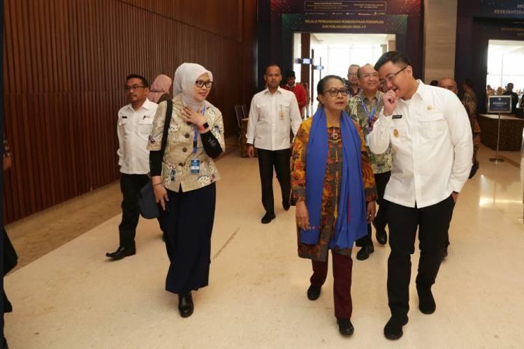 Pembangunan Responsif Gender, Banten Sabet Penghargaan APE 6 Kali