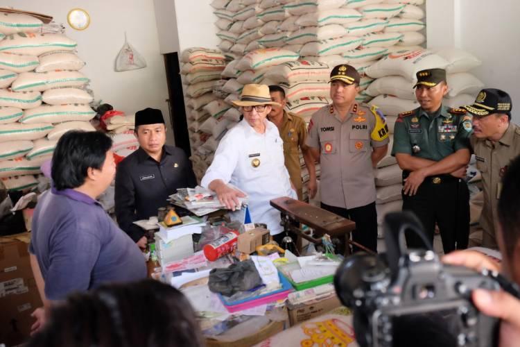 Banten Siap Hadapi Ramadhan, Harga Sembako Relatif Stabil