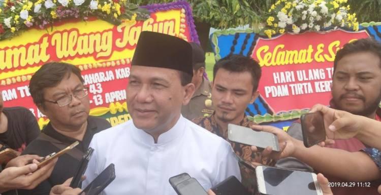 PDAM TKR Targetkan 60 Persen Warga Kabupaten Tangerang Bakal Nikmati Air Bersih