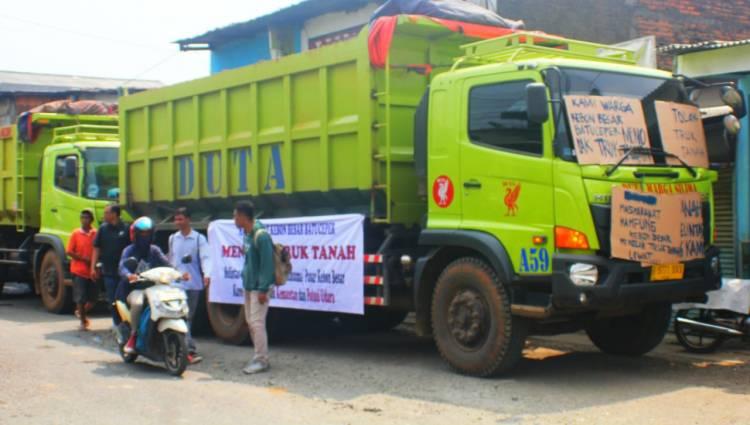 Kabar Pungli 2 Juta Truk Bisa Bebas, Dishub Kota Tangerang : Hoax