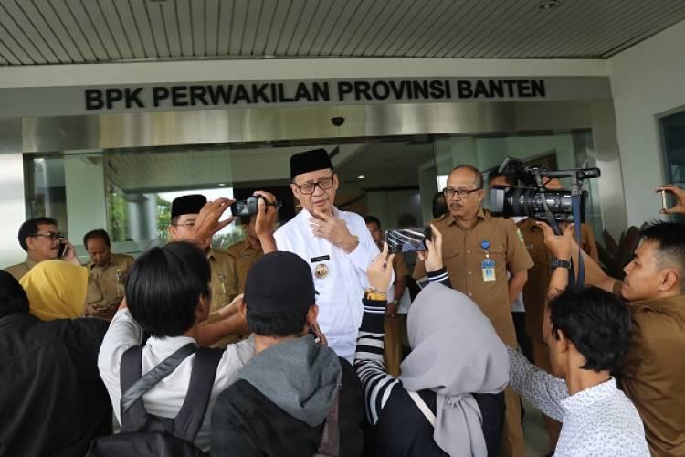 Reformasi Birokrasi di Banten, WH : Ada Gula Ada Semut, Kalo Korupsi Banyak yang Ikut