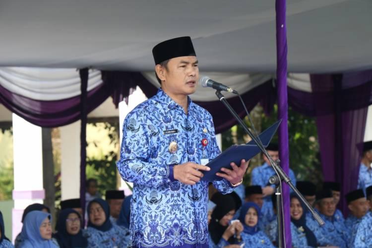 Apel HKN, Wabup Mad Romli Sebut Indonesia Bakal Masuk Jajaran Raksasa Ekonomi Dunia
