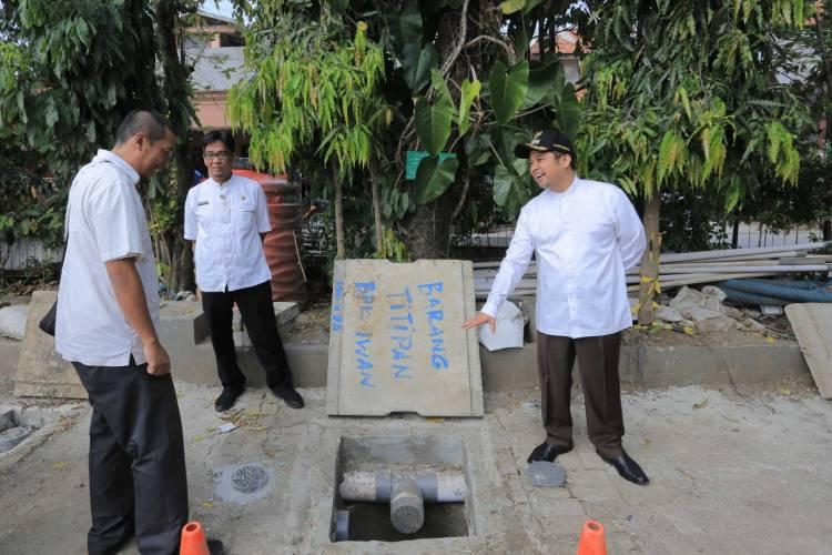 Cegah Banjir, Walikota Tangerang Himbau Warganya Buat Sumur Retensi