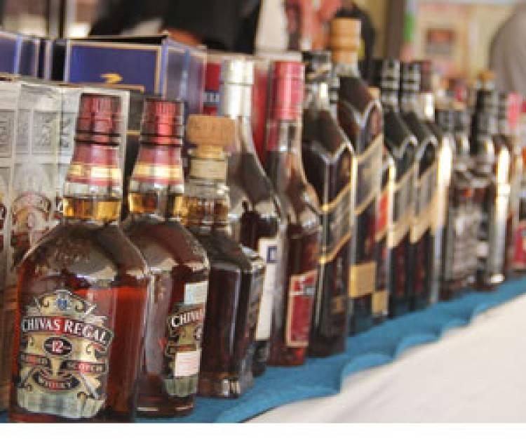 Selama Ramadhan, Satpol PP Jakbar Sita Ribuan Botol Miras