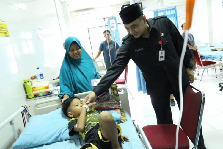Sidak RSUD Balaraja, Zaki Pastikan Layanan Kesehatan Siap Hadapi Lebaran
