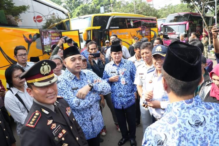 Sanksi Siap Menanti ASN Kab Tangerang yang Tak Ikut Upacara Harlah Pancasila