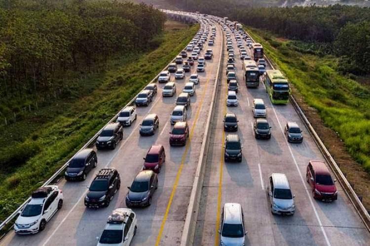 One Way Bikin Lancar Arus Mudik, Kakorllantas Sebut Tekan Angka Kecelakaan