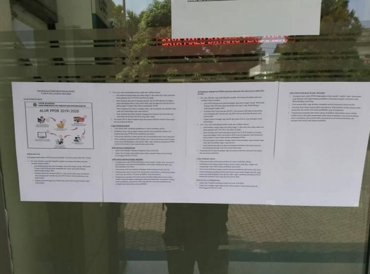PPDB 2018 Kacau Karena Dindik Tangsel Ngaku Ngga Gandeng Diskominfo