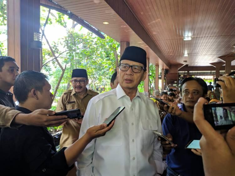 Soal 'Tarif Kursi' PPDB di Tangsel Capai 20 juta Per Siswa, Gubernur : Saya Pecat Kepala Sekolahnya!