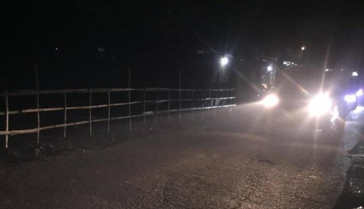 Kota Tangerang Darurat Sampah, Warga Puri Kartika Ciledug Keluhkan Jalan Gelap