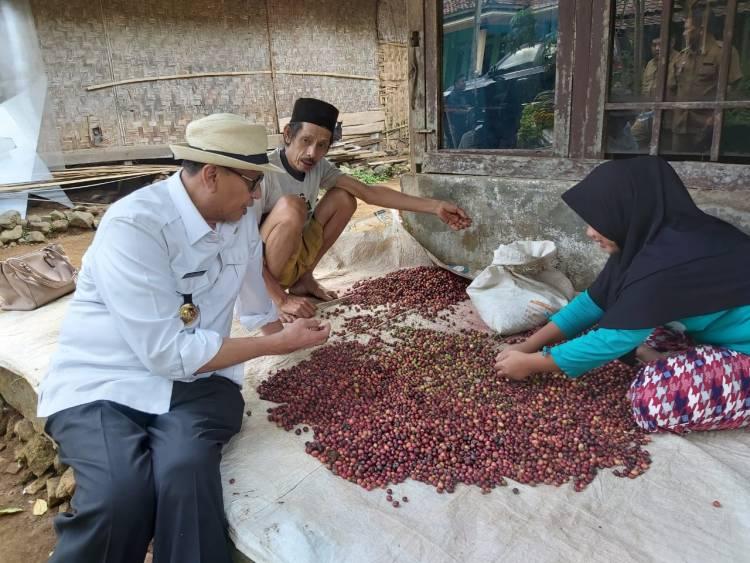 Ngobrol Bareng Petani, WH Ingin Manggis dan Kopi Banten Mendunia