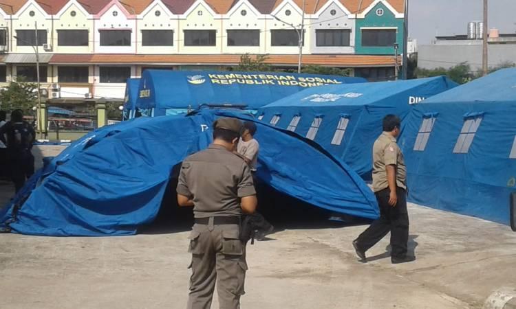 Mengemper di Trotoar Kebon Sirih, Pemrov DKI Pindahkan Imigran Timur Tengah ke Kalideres