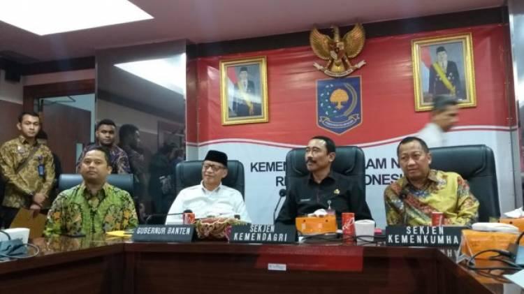 Akur Lagi, Gubernur Banten Sukses Damaikan Kemenkumham dan Pemkot Tangerang