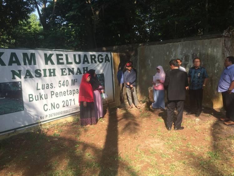 Sempat Dikontrak Untuk Grand Launching Apertemen Anwa, Ahli Waris Pagari Lagi Tanah yang Disengketakan