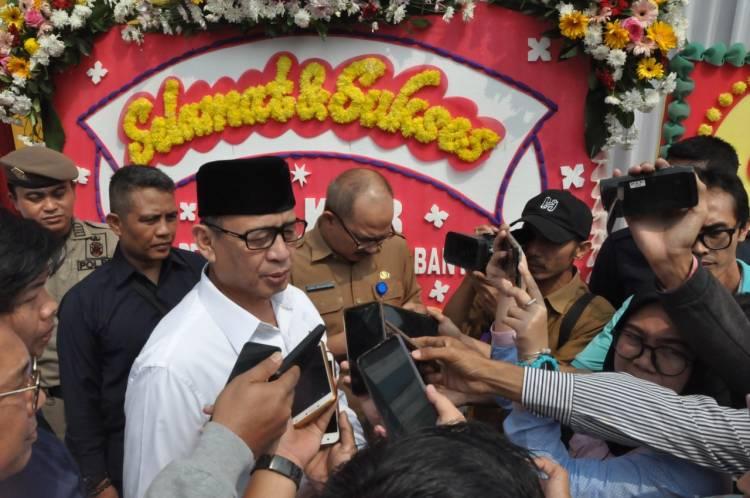 Akui Dulunya 'Bank Sakit', Gubernur WH: Bank Banten Harus Jaga Trust dan Reputasi