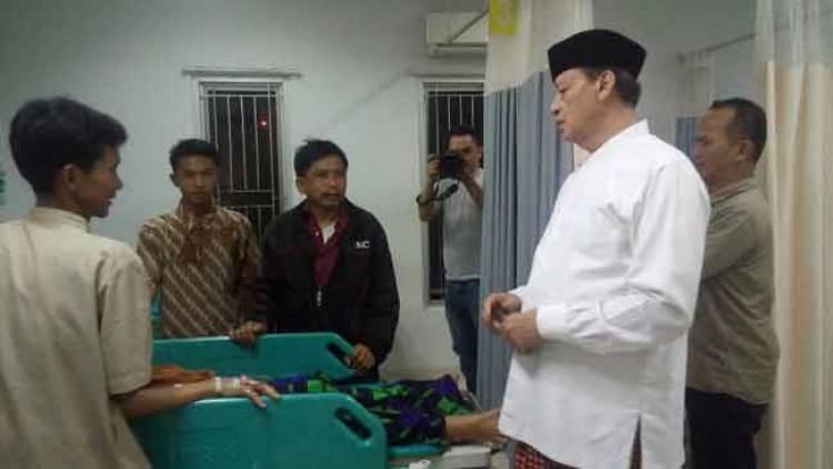 Dana Jumbo Digelontorkan Pemrov Banten Untuk Program Kesehatan Gratis