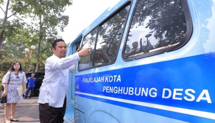 Pemkot Tangerang Bakal Luncurkan 'Angkot Milenial', Mau Saingan Sama Taksi Online?