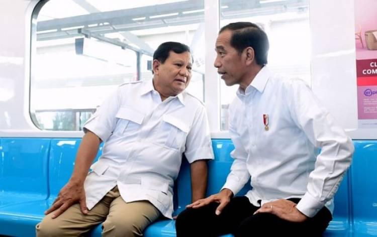 Pertemuan Jokowi-Prabowo Untuk Ungkap Ada Penumpang Gelap, Siapa Tuh?