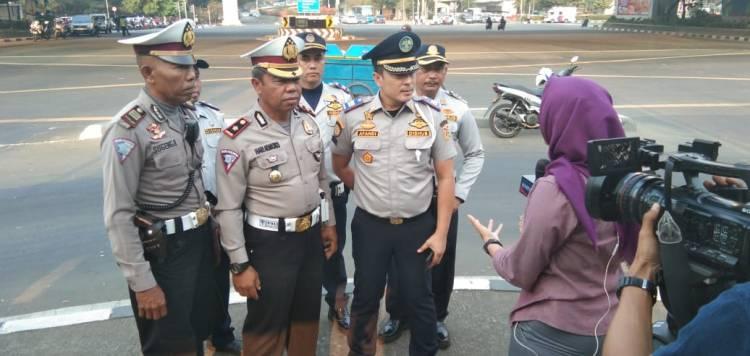 Ganjil-Genap Bakal Diperluas, Sudinhub Jakarta Barat Gelar Sosialisasi