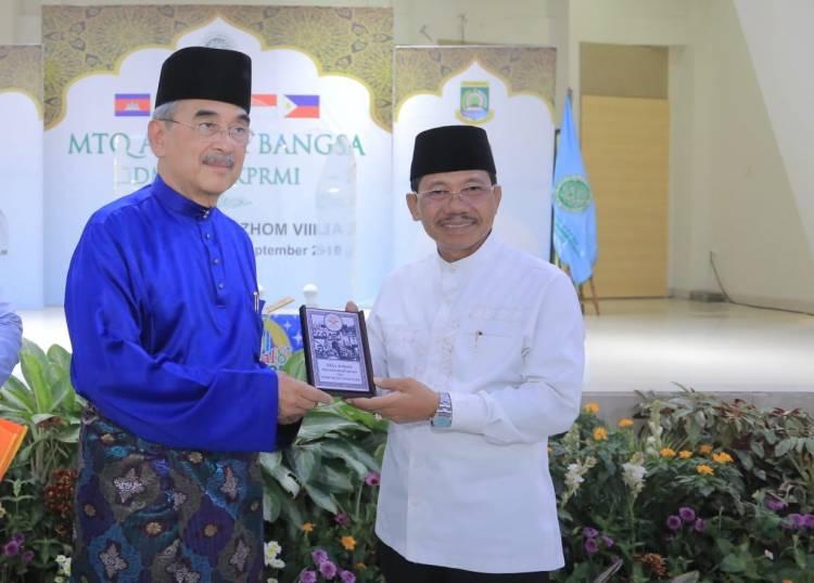 Kota Tangerang Jadi Tuan Rumah MTQ Antara Bangsa