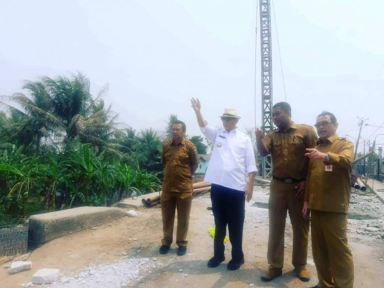 Gubernur Banten: Jalan Bagus, Otomatis Pariwisatanya Banyak yang Datang