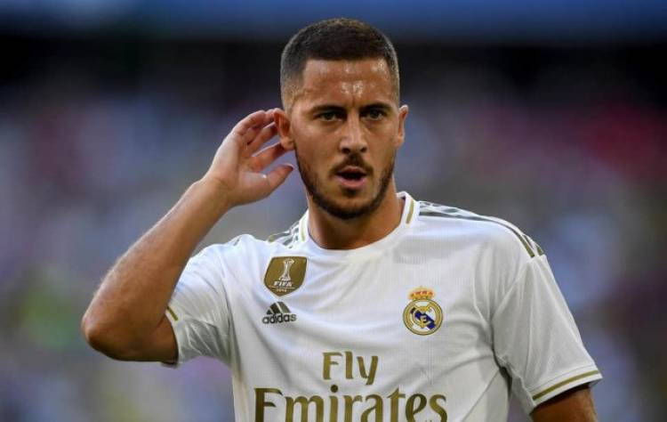 Pelatih Madrid Tak Sabar Eden Hazard Merumput Lagi