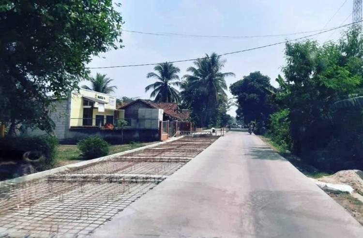Gubernur WH : Tahun 2020 Jalan Provinsi Banten Mantap