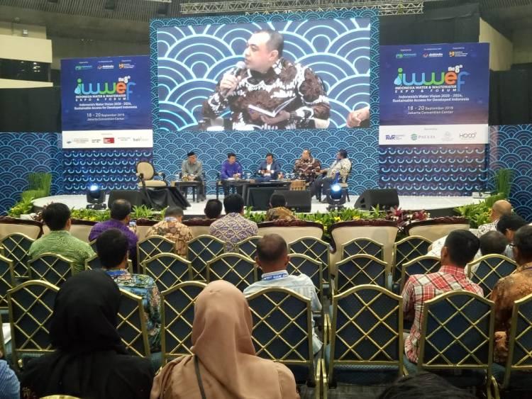 Forum Indonesia Water, Zaki : Pengelolaan Air Untuk Kehidupan Dan Plan Bisnis