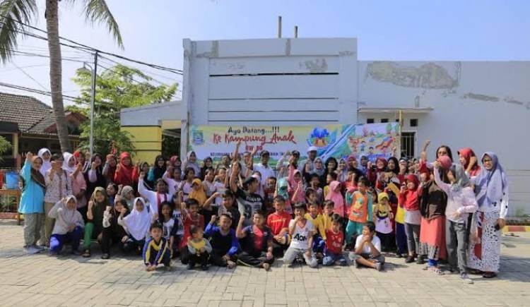 Pemkot Tangerang Perbanyak Kampung Tematik Ramah Anak