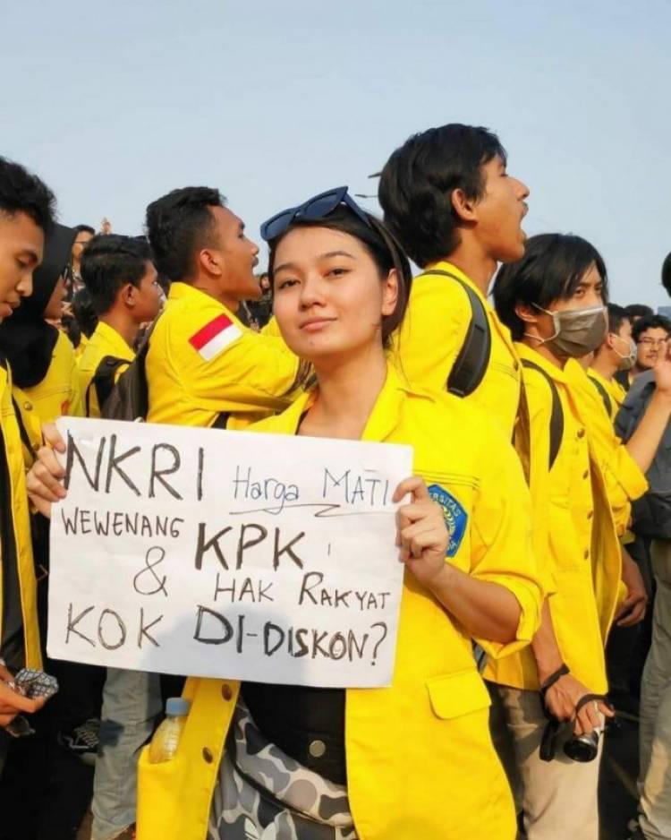 Ternyata Ini 'Bandar' Demo Mahasiswa ke DPR