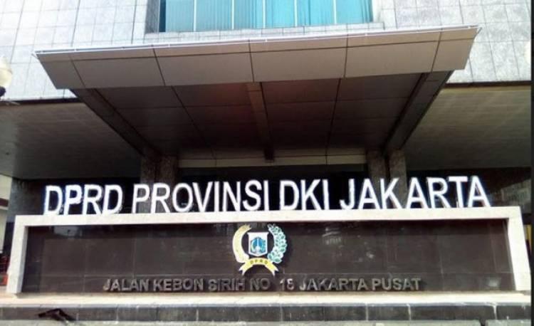 'Komisi Basah' Jadi Rebutan Fraksi di DPRD DKI Jakarta