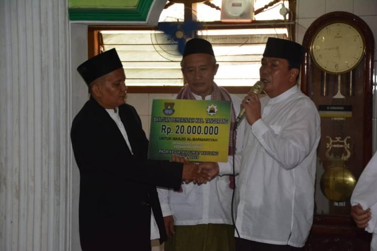 Serap Aspirasi Warga, Pemkab Tangerang 'Gaspol' Program Jumling