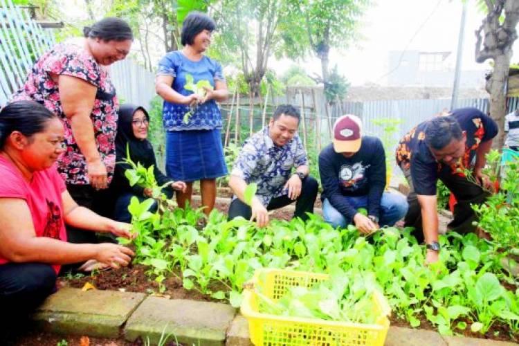 2 Kampung Iklim Kota Tangerang Jadi Nominasi Tingkat Nasional