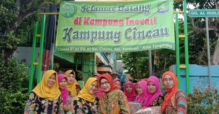 Berdayakan Ekonomi, Ini Olahan Makanan Warga Kampung Cincau Cimone