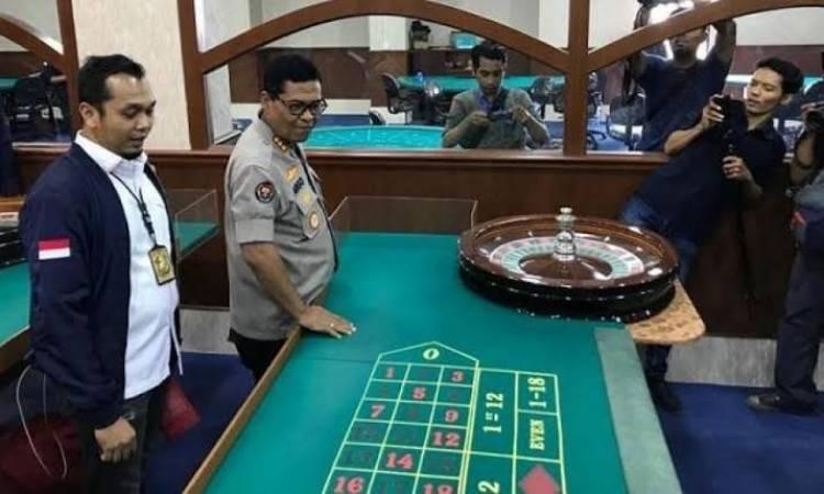 Polisi Bongkar Kasino, Apartemen di DKI Sarang Judi?
