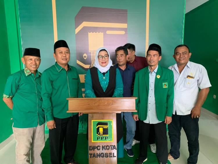 Kepedean, PPP Tangsel Buka Penjaringan Balon Walikota