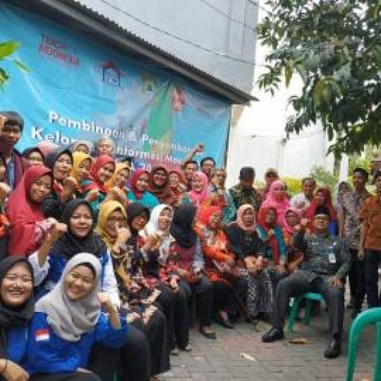 Pelaku UMKM di Kampung Tematik Dilatih Pemasaran Via Online
