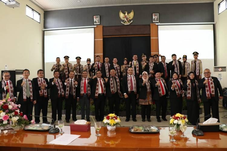 Dinilai Jadi Daerah Maju, Mahasiswa Doktoral IPDN Lakukan Kajian Strategis di Kab Tangerang