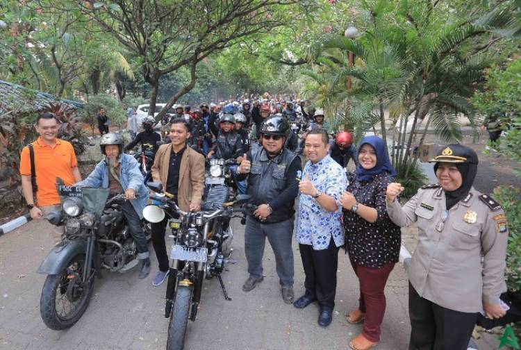 Biar Tak Mager, Pemkot Tangerang Bakal Bikin Seribu Kampung Pemuda