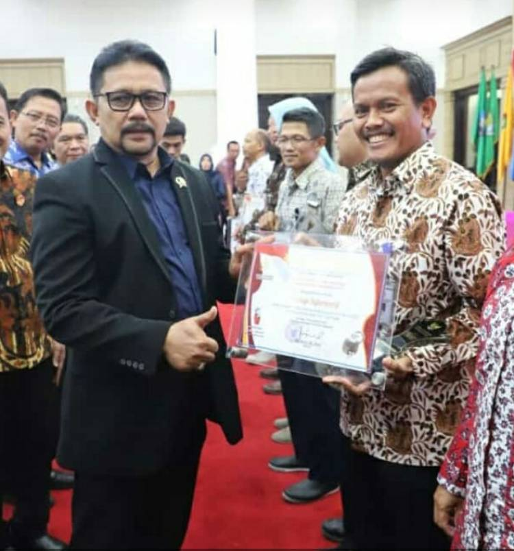 Raih Penghargaan Sebagai Badan Publik Cukup Informatif, PDAM TKR Terus Benahi Keterbukaan