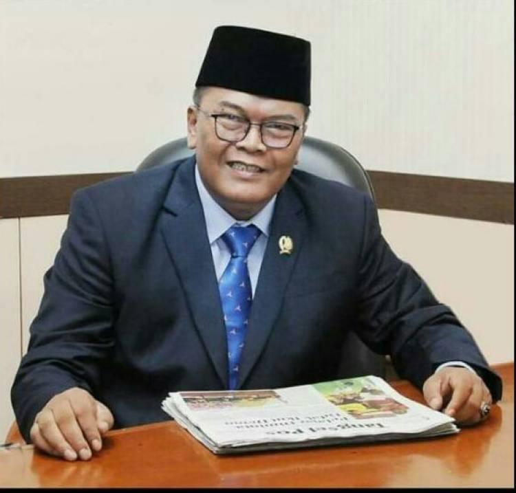 Soal Pengangguran, Wakil Ketua DPRD Banten Minta Pemprov Perbanyak SMK Di Kawasan Industri