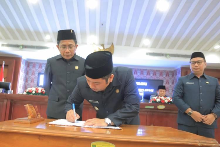 Demi Peningkatan Kualitas SDM, APBD Kota Tangerang 2020 Diketok Rp5 Triliun