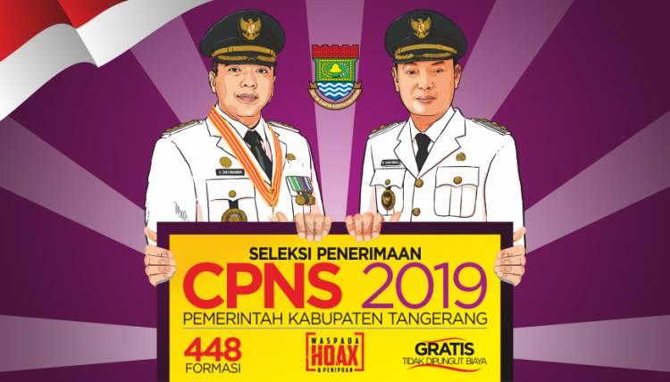 CPNS Tangkab Jadi Primadona, Jabatan Dokter Sepi Peminat