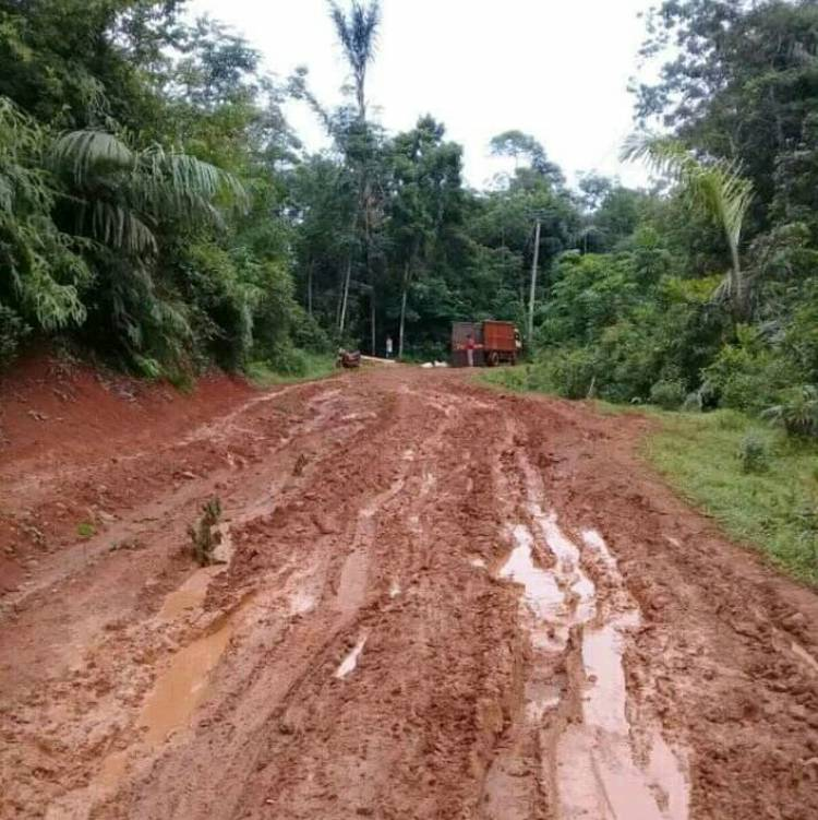 Camat Cihara Tak Terima Lebak Sebagai Juara Soal Jalan Rusak, Aktivis : Realisasinya Tak Ada