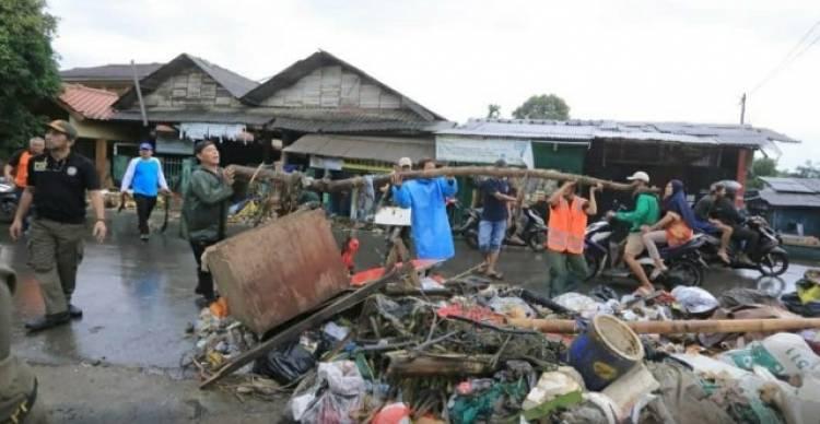 Volume Sampah Naik Di Kota Tangerang 60 Persen, Warga Masih Demen Buang Sembarangan?