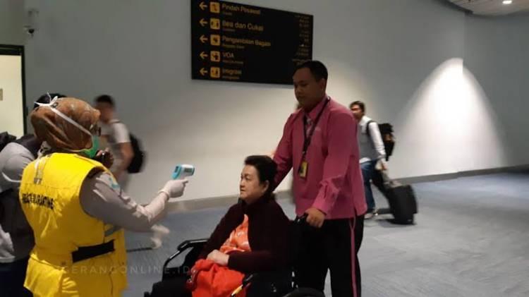 Bandara Soetta Perketat Awasi Penumpang Asal China, Ada Virus Misterius