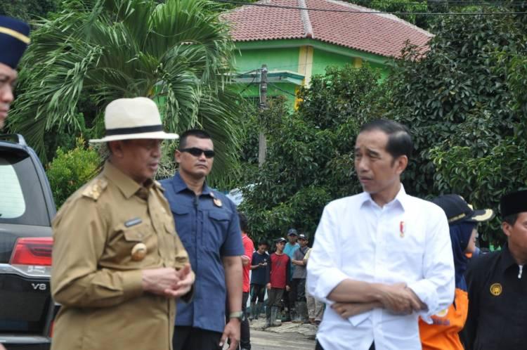Dibilang Gagap oleh Ketua DPRD, Gubernur WH : Verifikasi Data Bencana Butuh Waktu