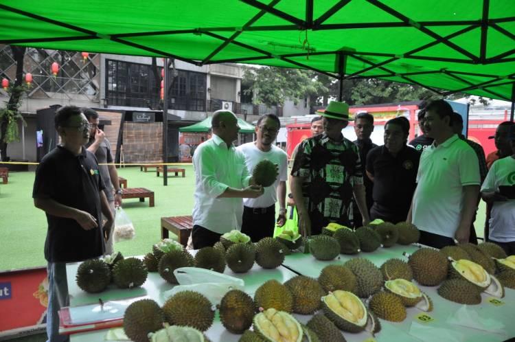 2020 Banten Prioritaskan Pertanian, Bakal Tanam Durian di 700 Hektar Lahan
